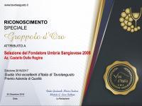 Awards: Grappolo D'Oro